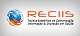 Logo da Revista Eletrônica de Comunicação, Informação e Inovação em Saúde